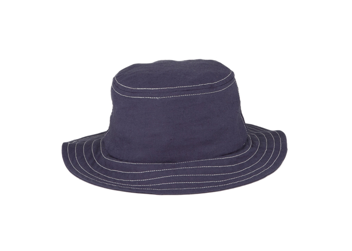 Archival Bucket Hat Navy