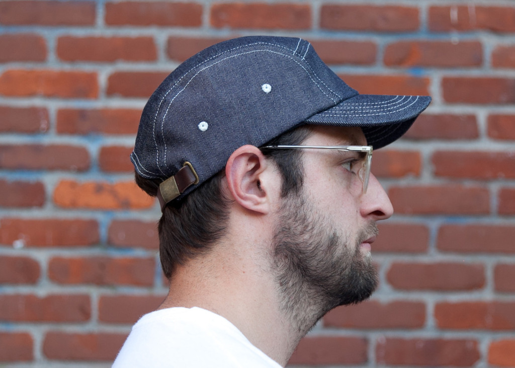 Denim Caps-5