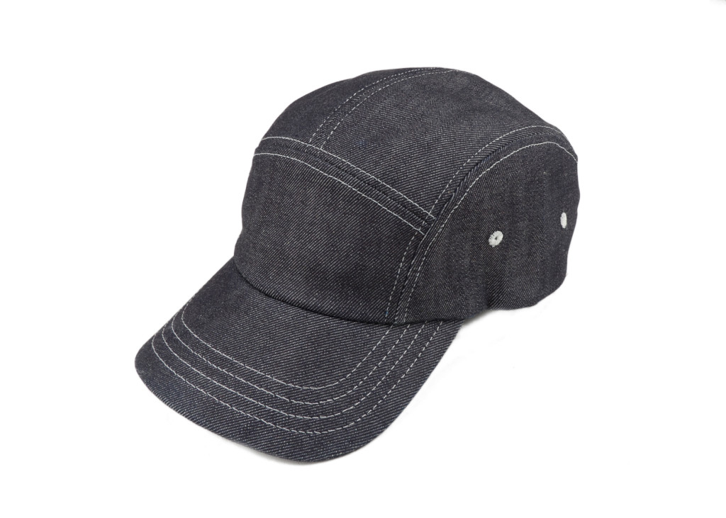 Trail Cap Denim Angle