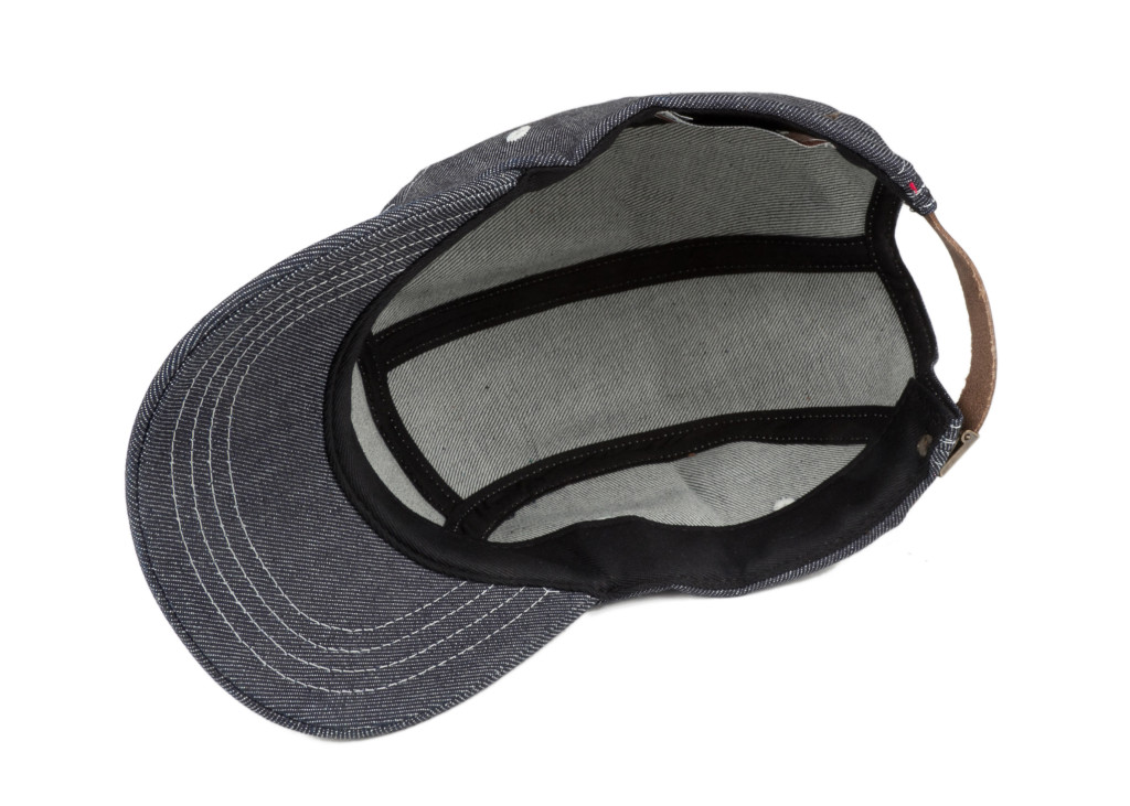 Trail Cap Denim Interior