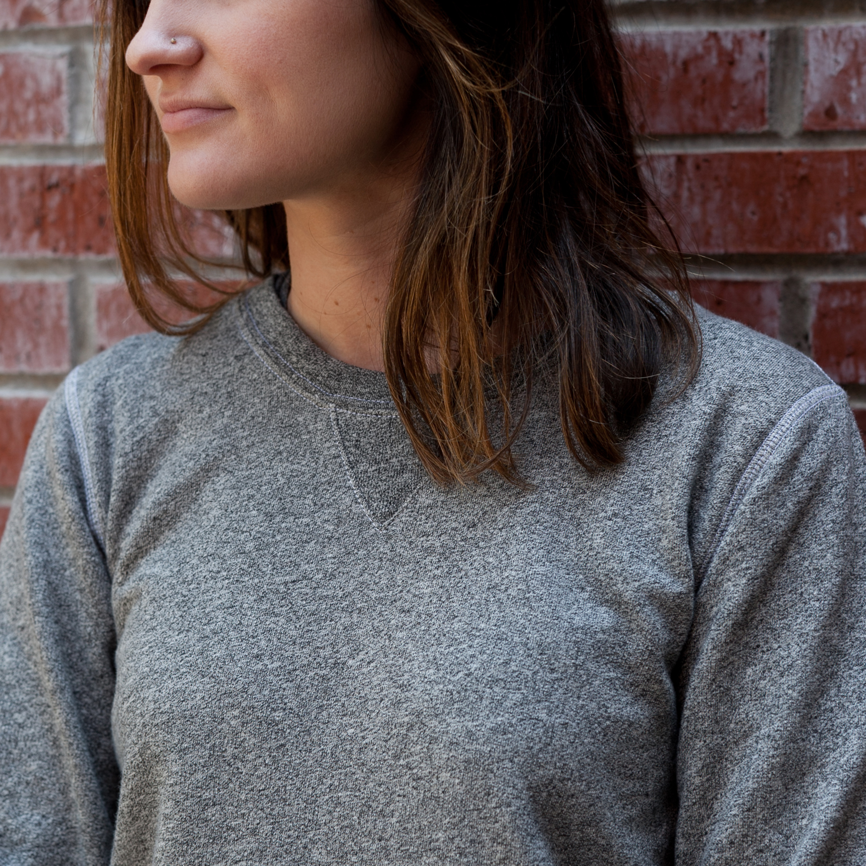 Archival Sweatshirt S and P Women Lo Res2