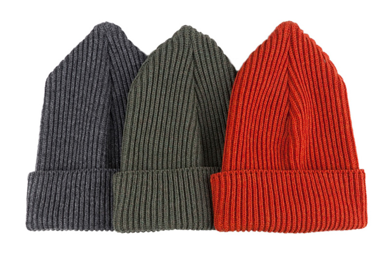 Archival Knit Hat combo