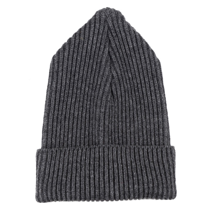 Knit Hat gray
